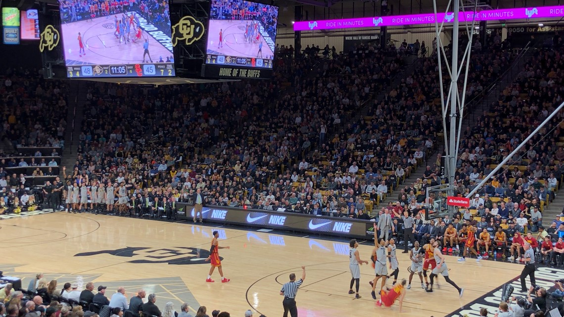 CU Buffs host Dayton tonight in first round of NIT