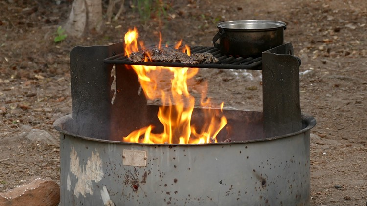 Camping this weekend? Here are the Colorado counties with fire bans