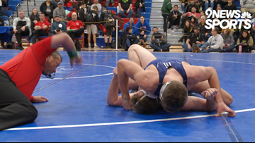 Top of the Rockies wrestling tournament showcases state's top talent