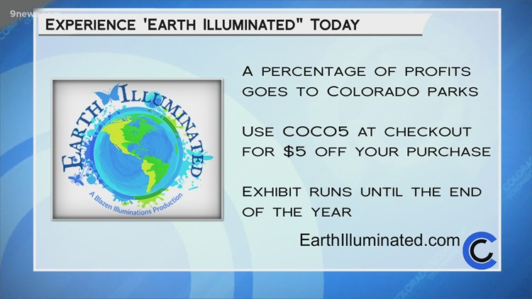 Earth Illuminated - April 22, 2021