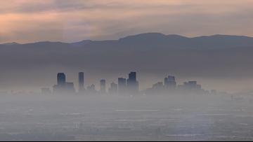 Scientist discusses Denver's 'serious' air quality problem