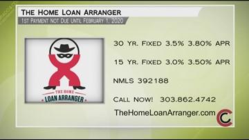 Home Loan Arranger - November 12, 2019