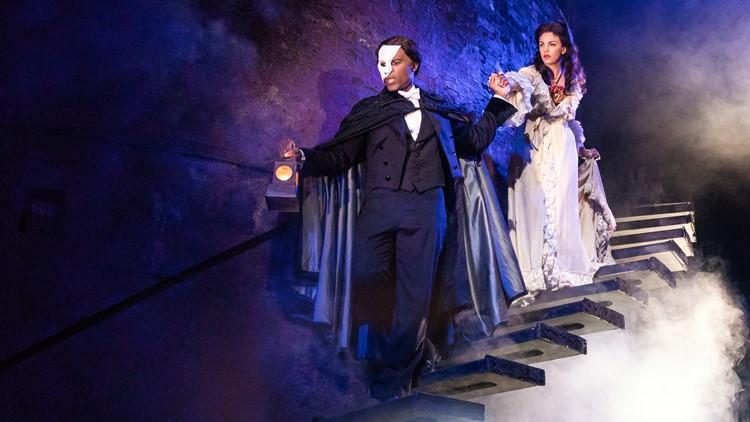 The Phantom of the Opera DCPA