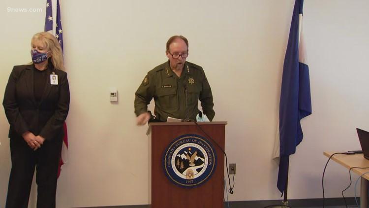 RAW: Officials provide update on arrest in 1982 killings of 2 women near Breckenridge