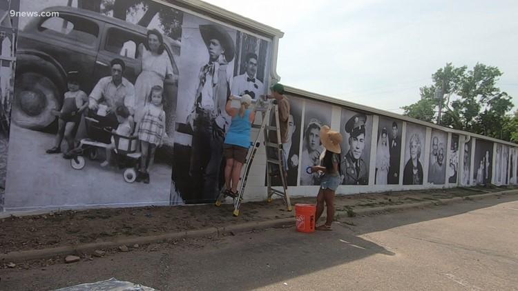 New Lafayette art installation celebrates Spanish heritage within the community