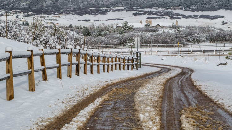 Snow Blog: Will it snow in Denver this weekend?