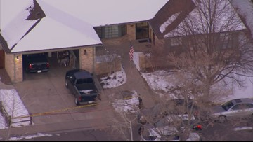 Officers shoot man in body armor outside Aurora home; one other found shot