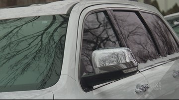 Bill would let out-of-state vehicles have darker tint to windshields