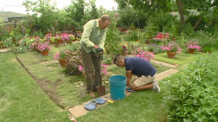 Tour Rob Proctor's garden while helping pets in need