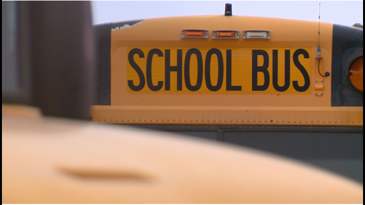 Help wanted: Several school districts struggling to hire bus drivers