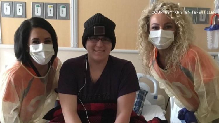 Colorado high-schooler battles leukemia on way to becoming class valedictorian