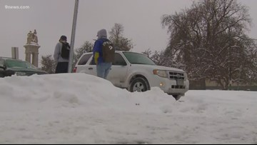 School districts announce early releases during October snowstorm