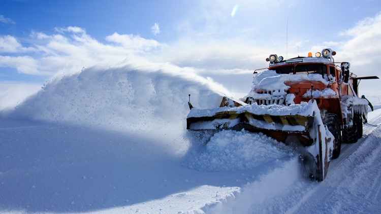These are some of the names Colorado kids suggested for the state's snowplow fleet