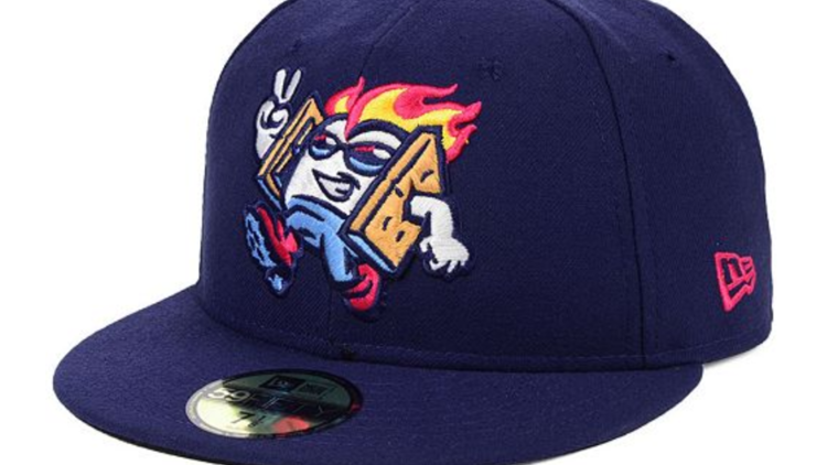 Rocky Mountain Vibes have one of the best-selling caps in the minors