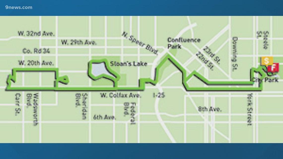 Preview of the Colfax Marathon