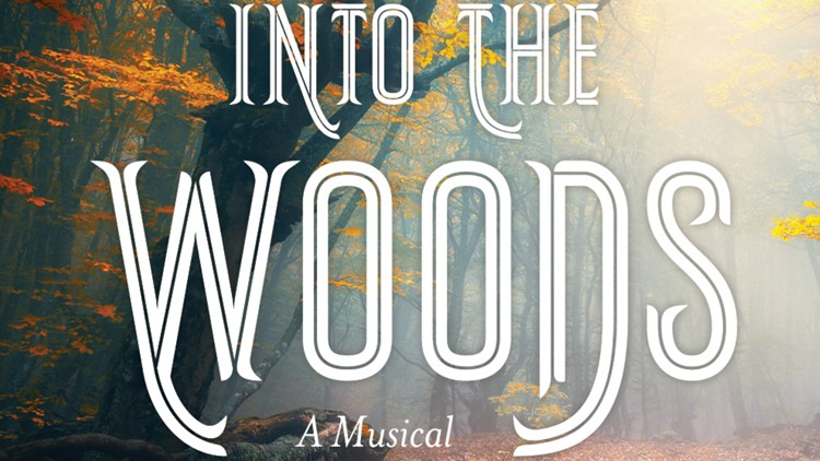 into the woods   LITTLE THEATRE OF THE ROCKIES PRESENTS:
