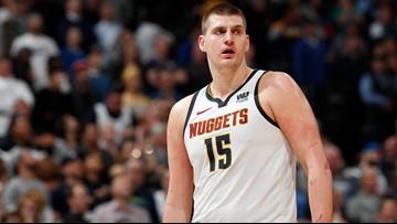 Nikola Jokic named to All-NBA First Team