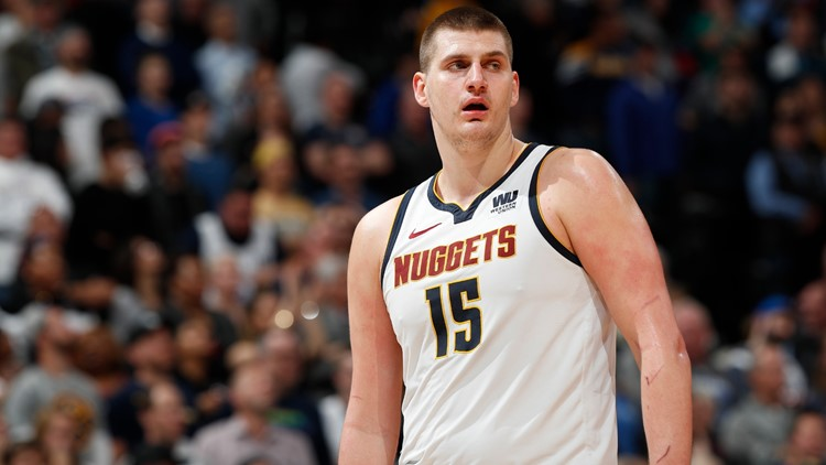 Nikola Jokic named to All-NBA First Team
