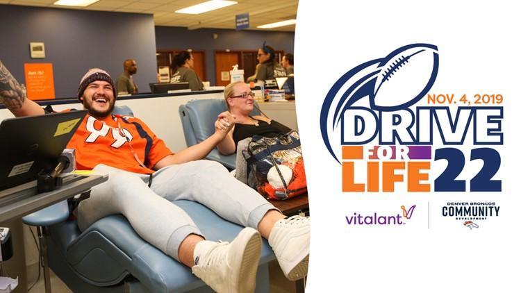 Vitalant  Drive for Life 22