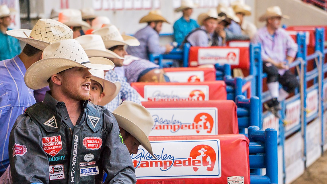 Things To Do At The 2019 Greeley Stampede 9news Com