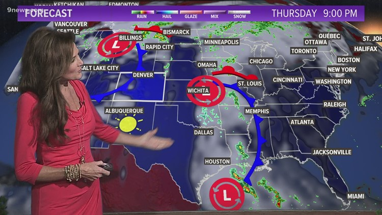 Warmer weather is on the way for the rest of the week