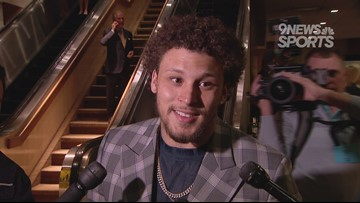 Phillip Lindsay ready for camp providing bosses clear him