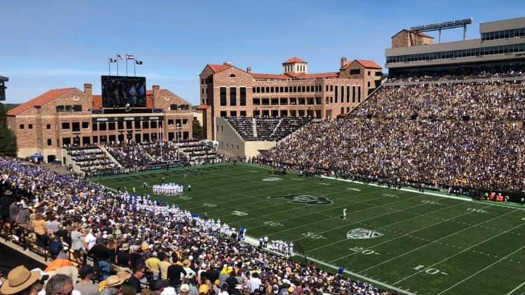 Colorado Buffaloes' 2021 football schedule announced