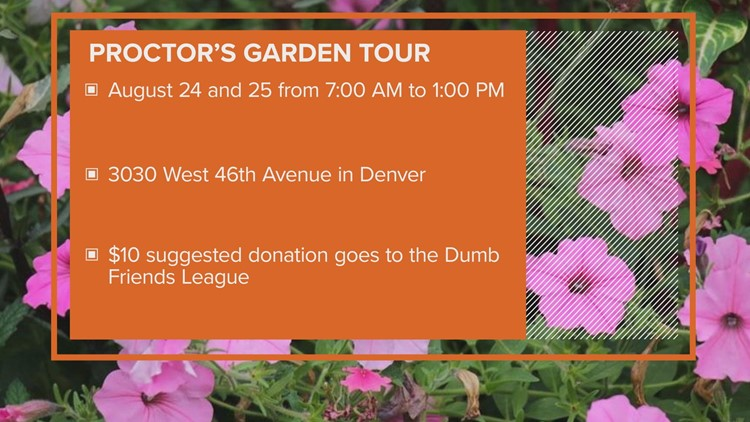 Proctor's Garden Tour 2019