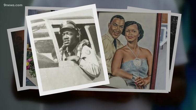 New clinic at veteran hospital bears Tuskegee airman John Mosley's name