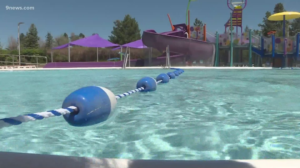 Tips for staying safe at swimming pools this summer