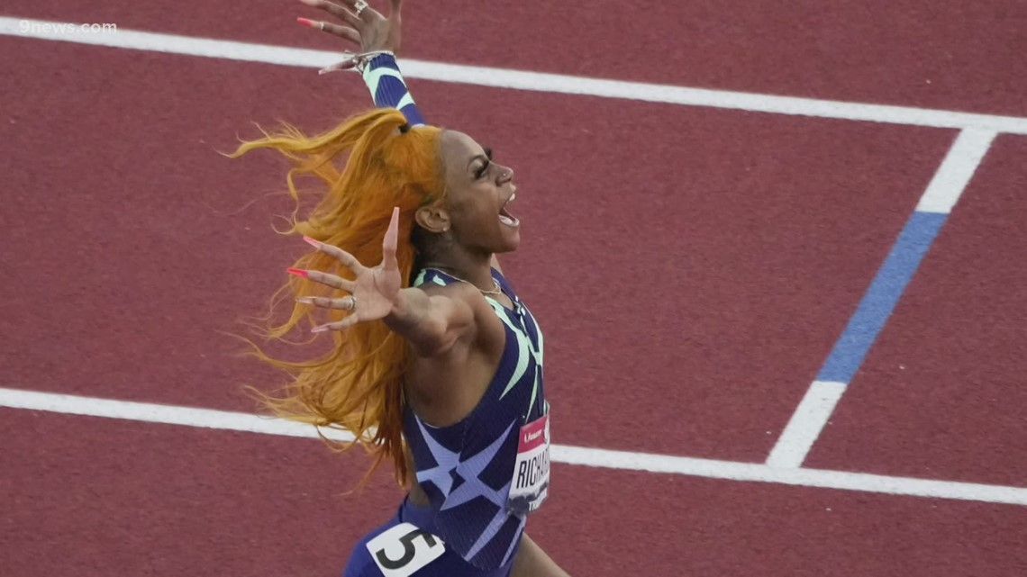 VERIFY: Who suspended sprinter Sha'Carri Richardson?