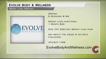 Evolve Body and Wellness - June 13, 2019