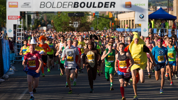 Bolder Boulder 2019 coming up this Memorial Day weekend