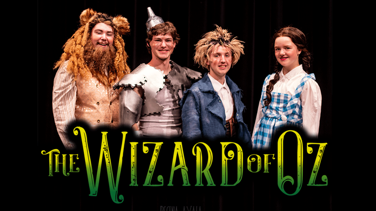Red Rocks Community College wizard of oz