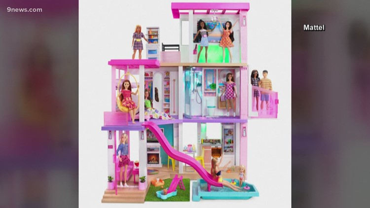 In Other News: Auction for space tickets, new Barbie Dreamhouse rolls out and woman gives birth to 9 babies