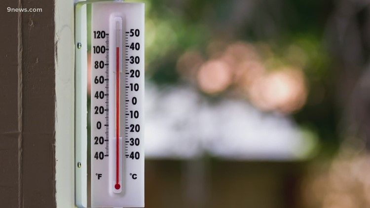 Extreme heat breaking records in Colorado