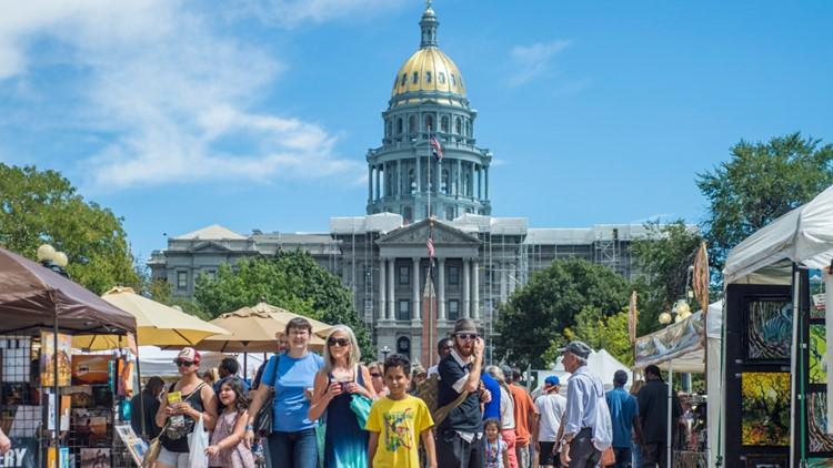 A Taste of Colorado shares details of 2021 return