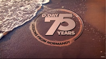 Lessons from Normandy: D-Day 75 years: a 9NEWS Original Production