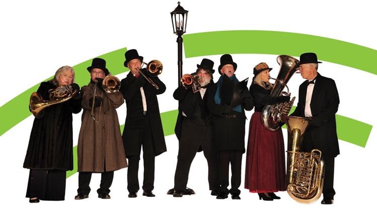 The Denver Brass xmas