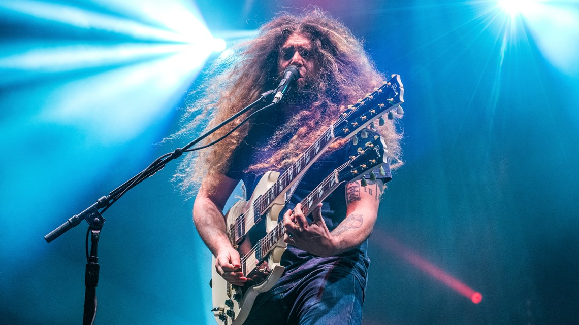 Coheed and Cambria, The Used to co-headline summer tour