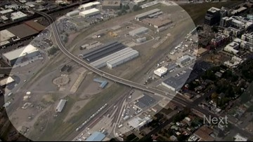 The five options CDOT's considering to fix a crowded portion of I-25