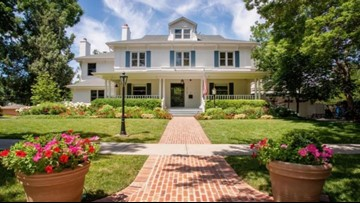 Historic University Park home listed for $3.25M as owners build new home next door