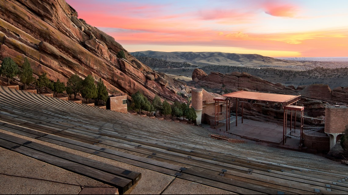 Red Rocks Schedule 2020.Chicago Rick Springfield Team For Red Rocks Concert 9news Com