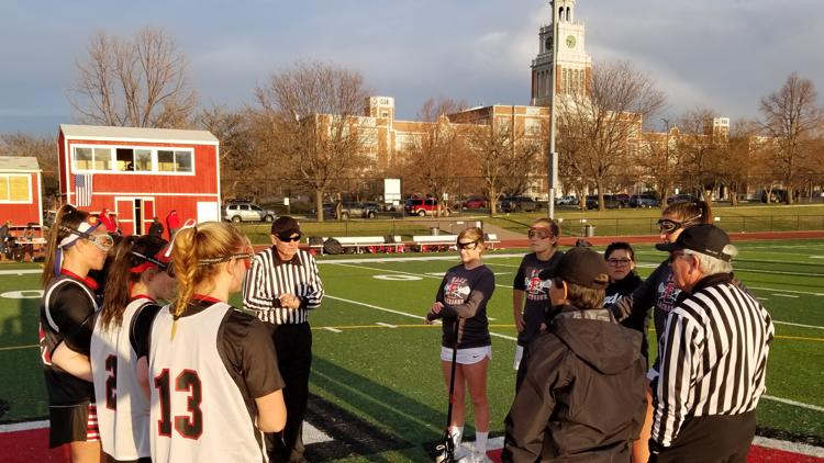 Colorado Academy girls lacrosse vs. Denver East