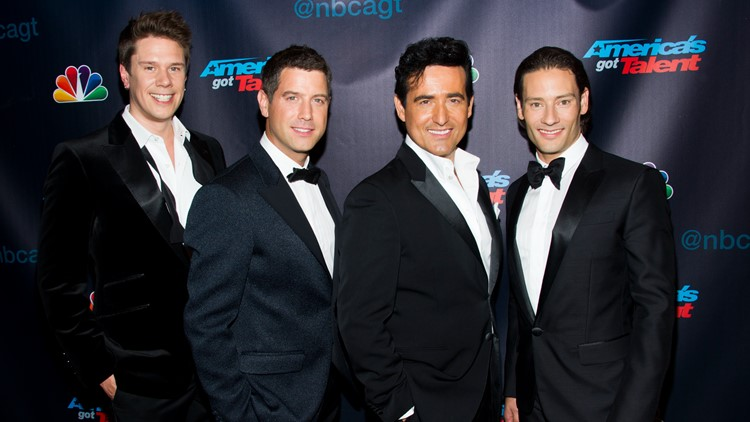 Il Divo brings world tour to Colorado this summer
