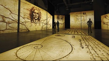 Leonardo da Vinci exhibition coming to Denver