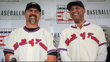 Larry Walker's Hall plaque to feature Rockies cap, not Expos