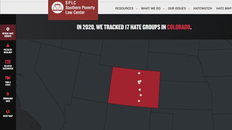 Hate groups in U.S. decline, migrate to online networks, report says