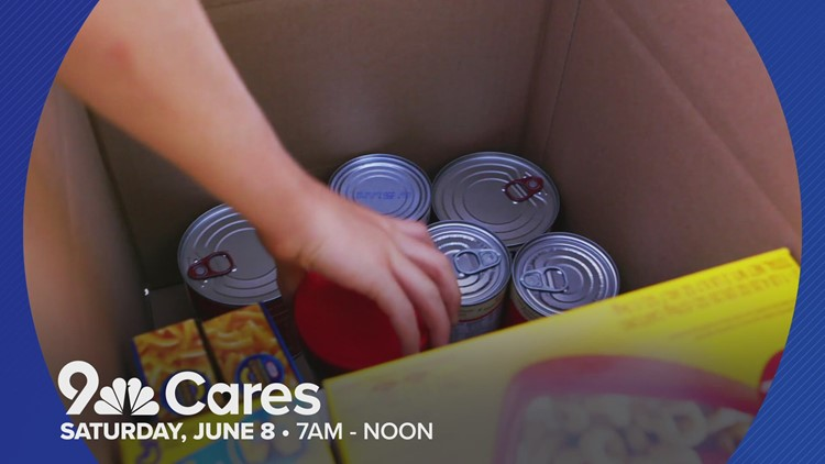 9Cares Colorado Shares summer food drive is June 8