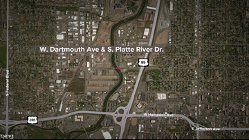 Englewood plans to remove homeless camp near South Platte River